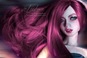 (1) Fashion Fuchsia by Loolooz