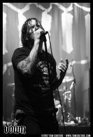 Phil Anselmo of DOWN 2 by tomcouture