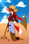 Cowgirl by bsh0404