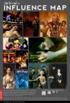 Influence Map by Asterisks