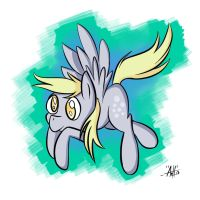 Derpy Hooves by anon3mau5