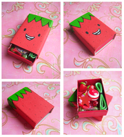 Strawberry dude by Bottine