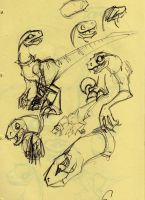 Mystra and Rover_sketches16 by Mystra-Inc