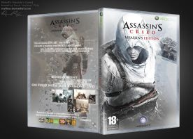 Assassin's Creed: AE Boxart by reytime