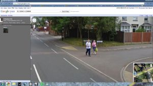 I'm on Google Earth by steflizz