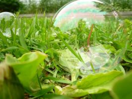 A Grounded Bubble by wildstorm-warrior