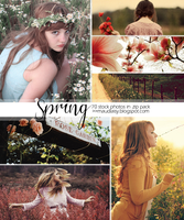 Stocks pack #3 - spring. by Caudire