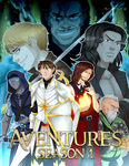 AVENTURES -  Season 1 cover by Minouze