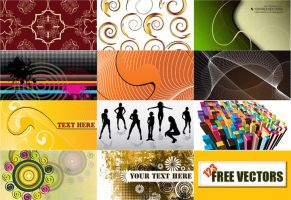 123FreeVectors - Background Collection by 123freevectors