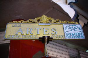 Calle ARTES by Kaylalp