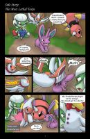 The Most Lethal Toxin - pg1 by Nacome