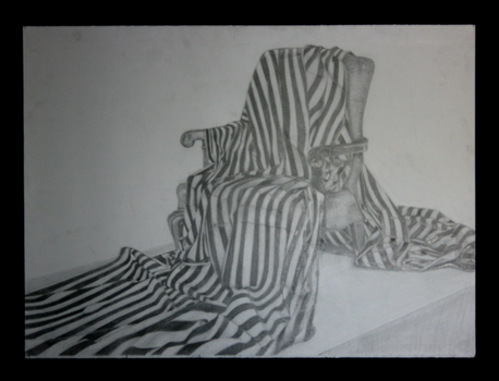 Chair Drawing by SadistAngel413