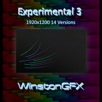 Experimental3 Pack by WinstonGFX