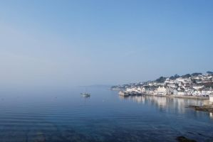 St. Mawes Bay by Puckmonkey
