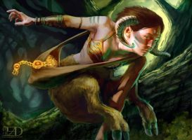 Willow Satyr 2.0 by LucasDurham