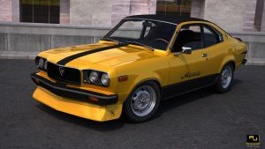 Mazda RX3 RE 5 by RJamp