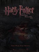 Deathly Hallows poster by Filmchild