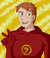 Wally West by demonoflight