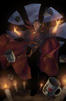 Doc Strange colors by Niggaz4life