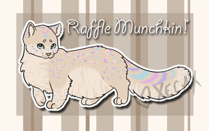 Munchkin Kitty Raffle [WINNER ANNOUNCED!] by Xecax