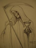 The Reaper by myconius