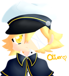 Oliver-kun - Vocaloid by GypsyCuddles