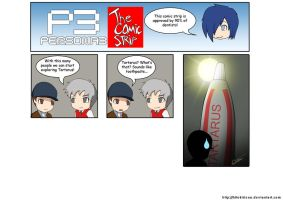 P3 The Comic Strip - Tartarus by Hitokirisan