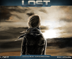 LOST - Solitude by Marawuff