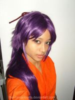 Yoruichi cosplay preview by the-mirror-melts