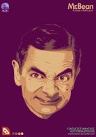 Mr.Bean by vhenomenon