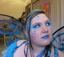 Water Fairy Close-up 2 by mermaidella