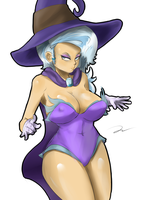 Trixie [The Sorcerer] by Dorill