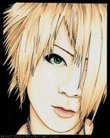 The Gazette- Ruki by Benny-Duck
