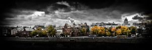 moscow. embankment. by moitisse