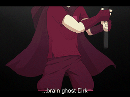 HS - Brain Ghost [GIF] by feshnie