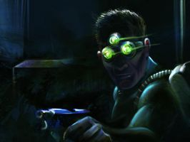 Splinter Cell by CrazyDwarf