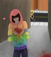 A Zombie's Feelings by ThisOneFails
