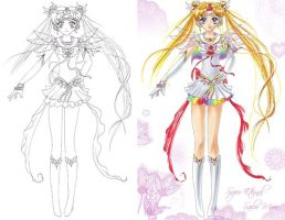 Super Eternal Sailor Moon by YongFoo-ds7