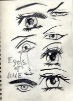 Eyes Of Anime by ProjectFooly