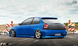 Civic 305 by Mr-Joelson