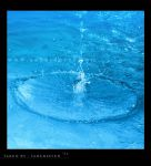 Water Drop by Saher4ever
