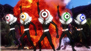 The New Revolution of Justice!!! by Shin001