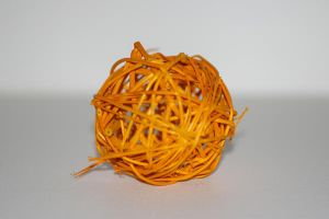 Deco Straw Ball I by expression-stock