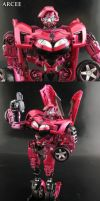 Arcee's biggest assets by Jin-Saotome
