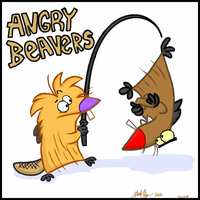 Angry Beavers by Angry-Beavers