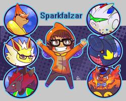 For SparkFalzar by tabby-like-a-cat