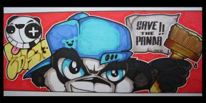 save the panda 4 by EOK73