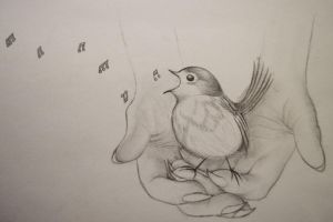 A Bird's Song by Vannetti