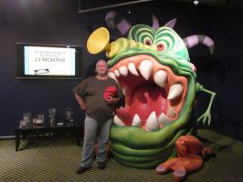 At Monster.com by mrmd53