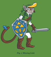 Missing Link by gimetzco